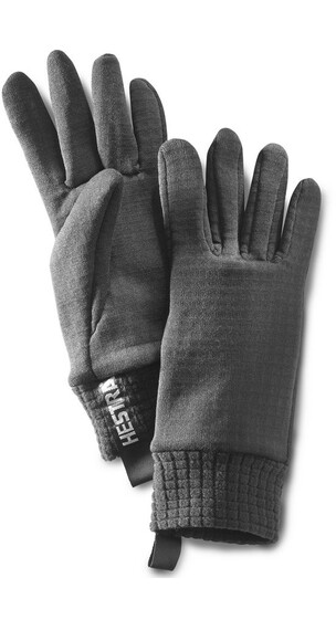 Hestra Polartec Power Dry Waffled Svart (100)